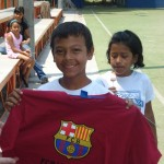 Day 4 - another Barca winner